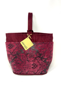 Atenti Tinto Tall Caddy Knitting Bag