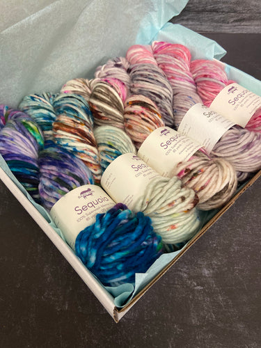 Dyers Choice Sequoia Box Sets - Knitting Kit