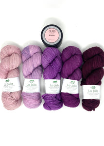 Blush - 5 skein kit