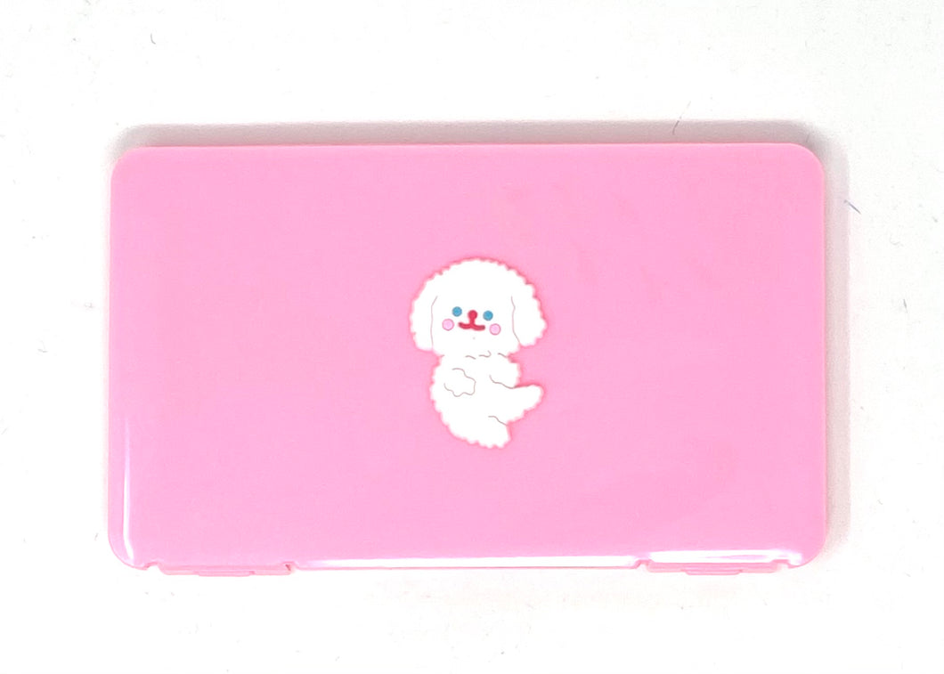 Sheep Face Mask Protective Case Pink