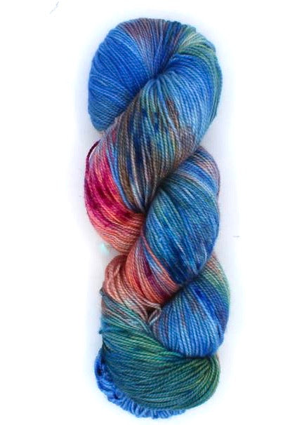 September '19 - Baah Yarn La Jolla Monthly Color