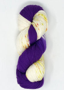 Violet Martini - Baah Yarn La Jolla - Dipped and Dappled Series