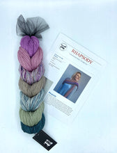 Rhapsody Baah Yarn Knitting Kit by Baah Yarn
