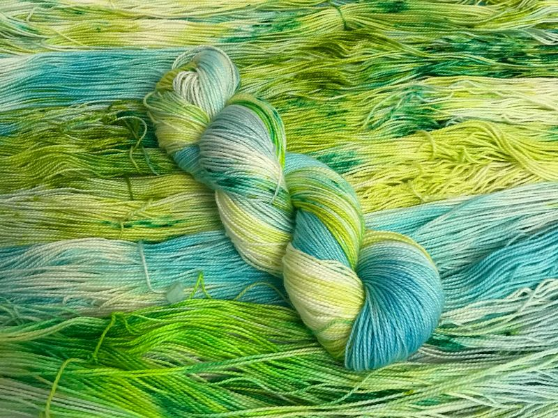 March '18 Baah Yarn Monthly Color