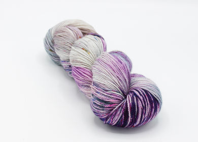 purple haze Savannah baah yarn