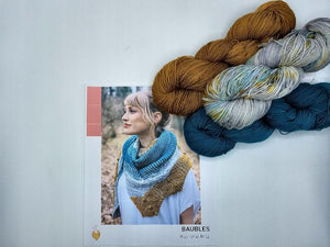 Baubles Knitting Kit Andrea Mowry