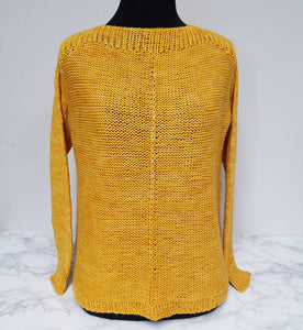 The Weekender Sweater Knitting Kit - Andrea Mowry