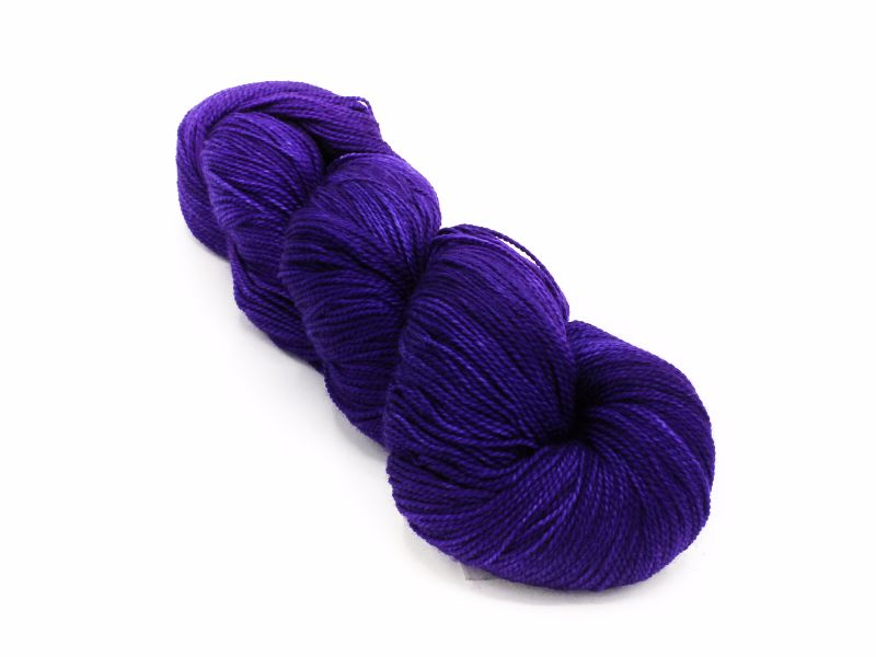 Baah Yarn La Jolla - Winter Purple