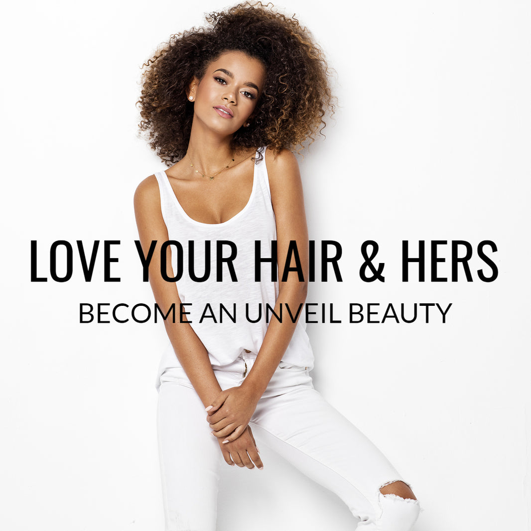 UnveilMyNatural | Natural Hair Products | Faster Hair Growth | Unveil Beauty