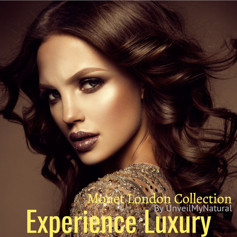 Experience Luxury | UnveilMyNatural | Luxury Natural Hair Products