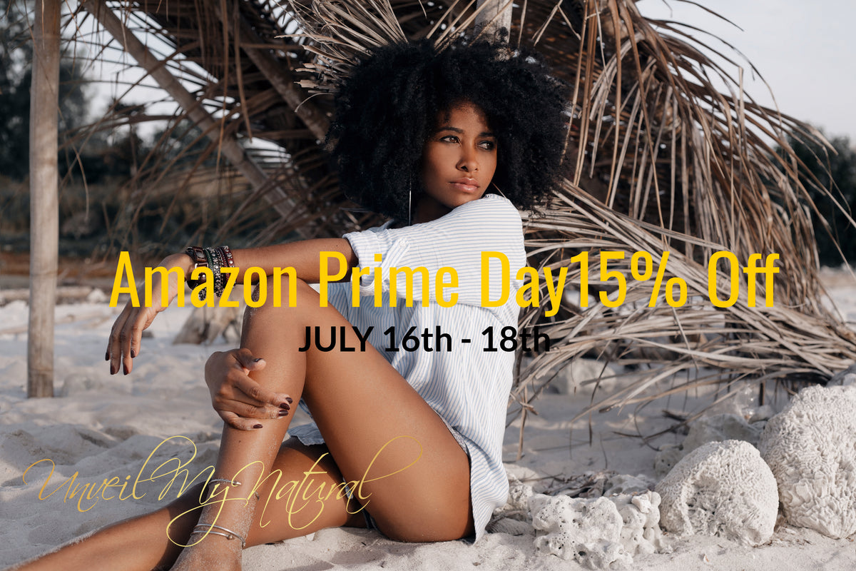 Amazon Prime Day 2018 | UnveilMyNatural | Natural Hair Products | Faster Hair Growth| Hair Growth Oils | Unveil Beauty | Ayurveda For Hair | Deep Conditioner For Curly Hair|