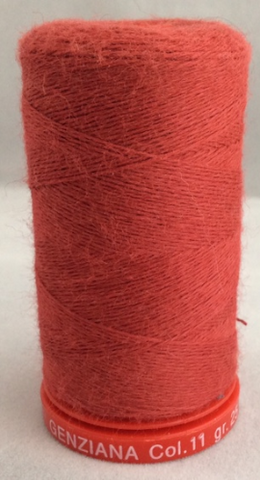 Genziana Wool Thread - Red Canyon 011