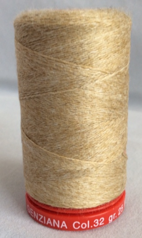 Genziana Wool Thread - Bamboo 032