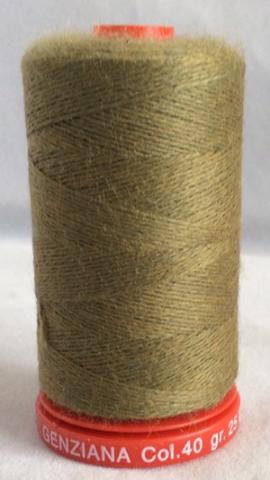 Genziana Wool Thread - Avacado 040