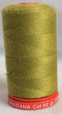 Genziana Wool Thread - Birch Leaf 050