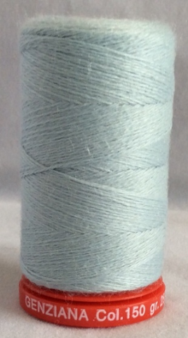 Genziana Wool Thread - Baby Blue 150