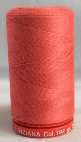 Genziana Wool Thread - Pink Topaz 192