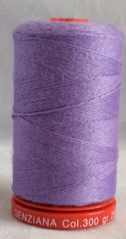 Genziana Wool Thread - Lavender 300