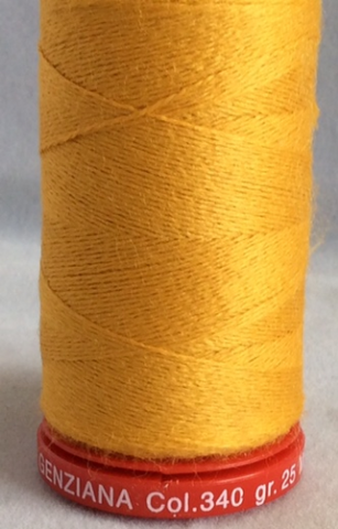 Genziana Wool Thread - 24 Carat 340