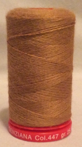 Genziana Wool Thread - Bronze 447