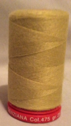 Genziana Wool Thread - Chartreuse 475