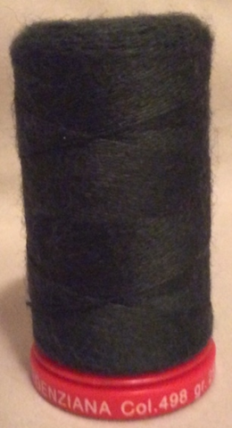 Genziana Wool Thread - Evergreen 498