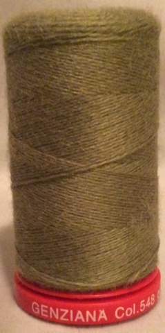 Genziana Wool Thread - Sage Green 548