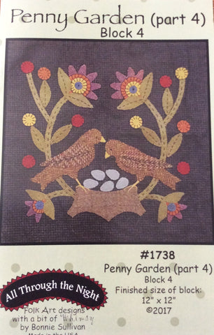 Penny Garden Pattern (Part 4)