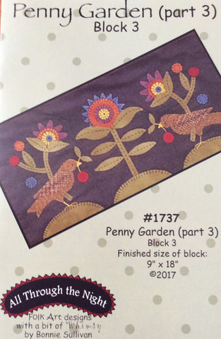 Penny Garden Pattern (Part 3)