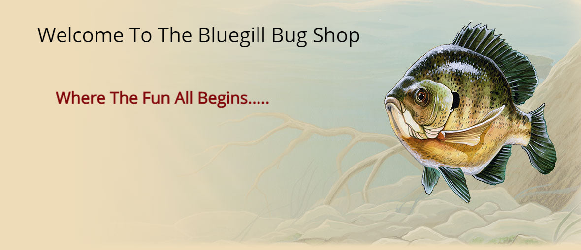 The Bluegill Bug Shop