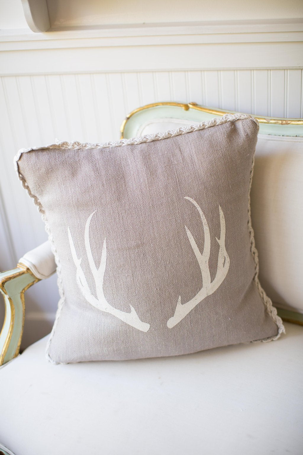 Royal Scout Antler Pillow