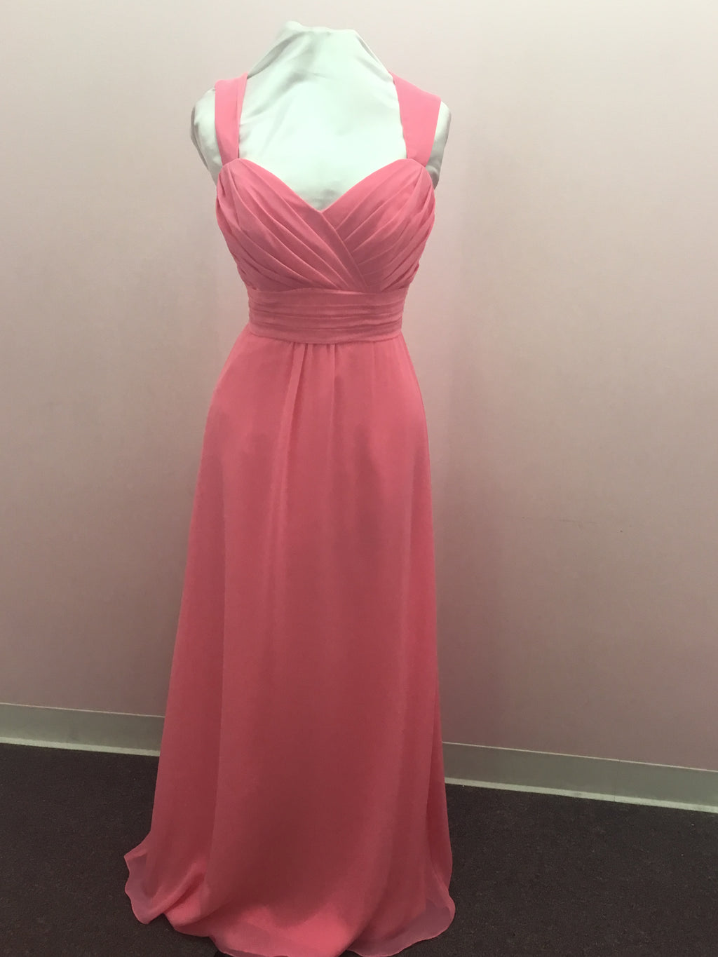 Chanel Pink Gown