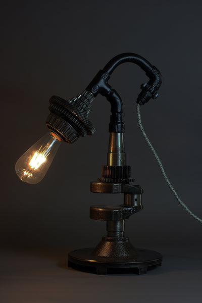 Bumblebee - Industrial Table Lamp