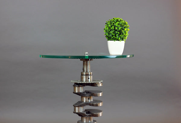 Cranky - Industrial Tea Table