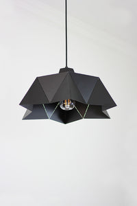 Industrial Bat Lamp