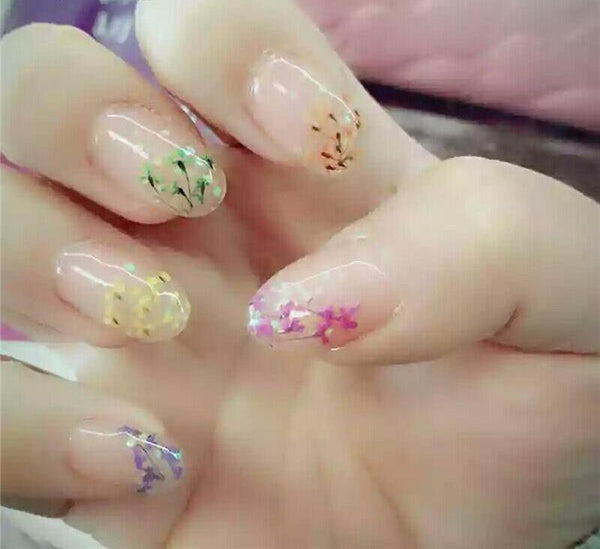 12 color 3d dried dry flower nail art decoration dav beauty 12 color 3d dried dry flower nail art decoration prinsesfo Choice Image