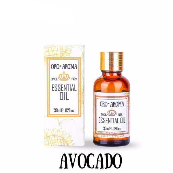 Pure Natural Avocado Oil Increase Skin Elasticity Promote Hair Growth