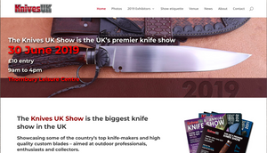 Come and join us at the 2019 Knives UK Exhibition