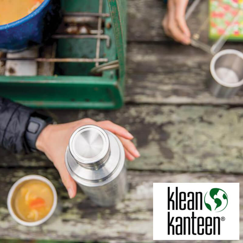 Klean kanteen insulated container and thermos flasks