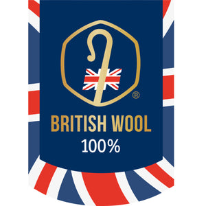 100% British wool sweater