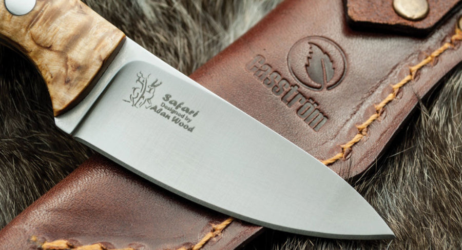 The Casstrom Safari Knife by Alan Wood