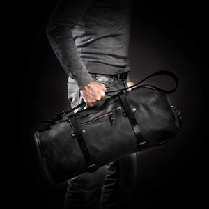 Leather Duffle Bag, Leather Duffel Bag