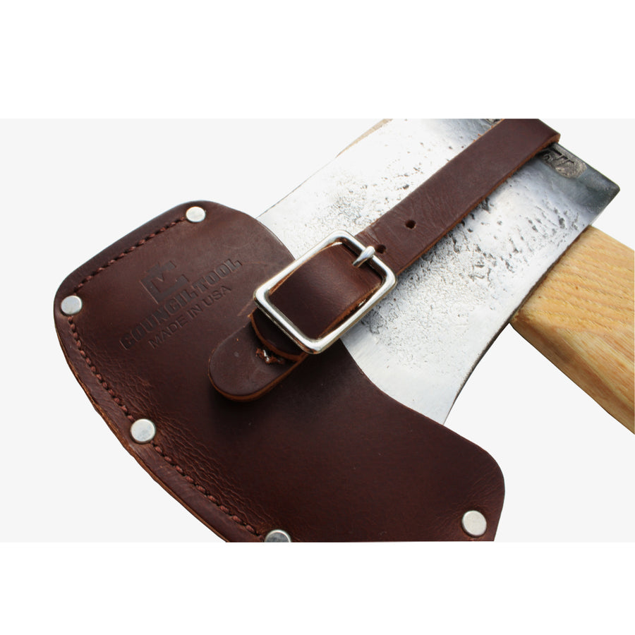 Council Tool Velvicut® 4lb Premium American Felling Axe with Sheath