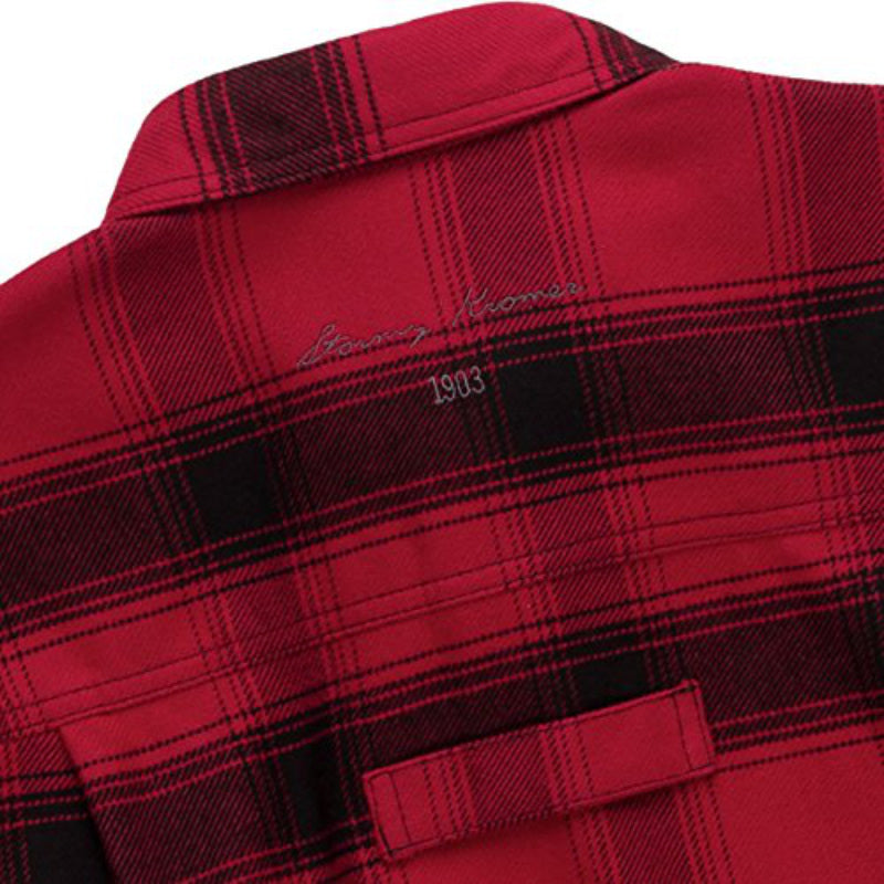 The Flannel Shirt Stormy Kromer