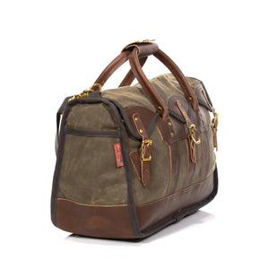 Frost River Overland Valise Weekender | Men's Weekend Travel Bag