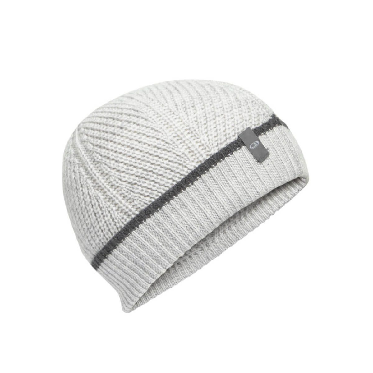Icebreaker Waypoint Beanie - Steel Heather