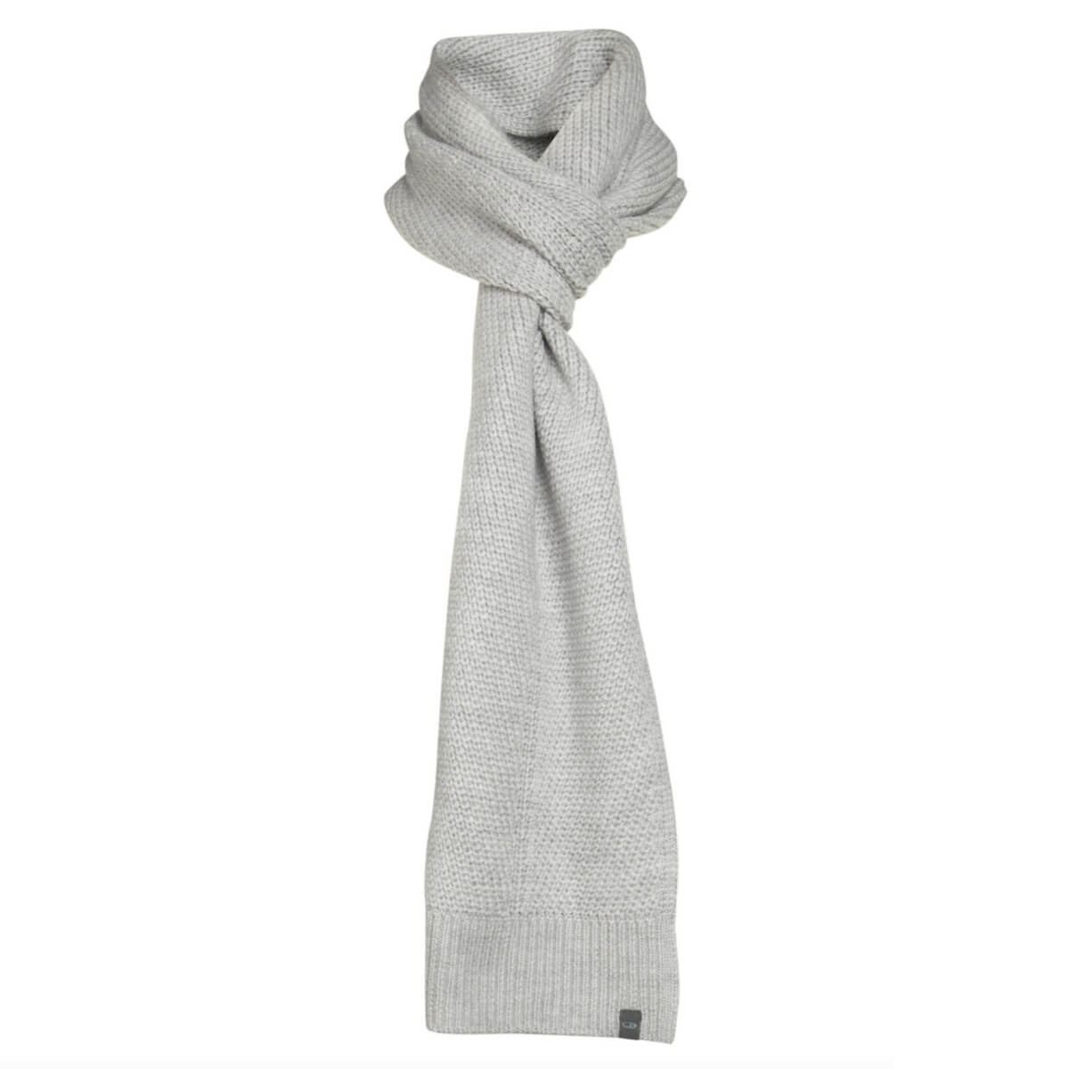 Icebreaker Waypoint Scarf - Steel Heather