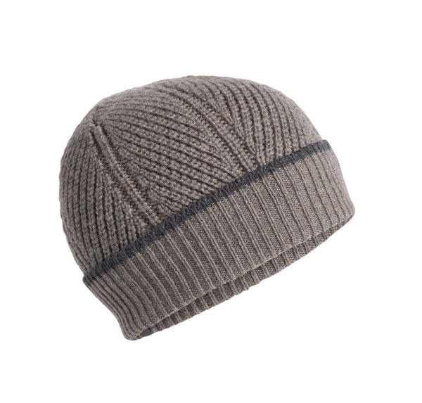 Icebreaker Waypoint Beanie - Toast Heather