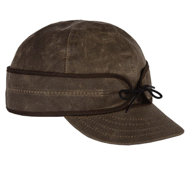 Stormy Kromer Insulated Waxed Cotton Cap