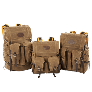 Frost river isle royale bushcraft packs